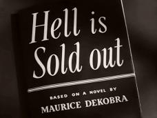 Hell Is Sold Out (1951) opening credits (2)