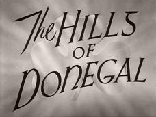 The Hills of Donegal (1947) opening credits (3)