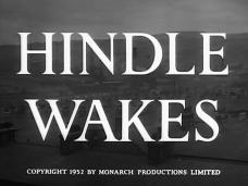 Hindle Wakes (1952) opening credits (3)