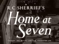 Home at Seven (1952) opening credits (3)