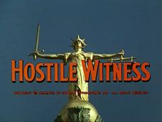 Main title from Hostile Witness (1969) (2)