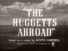 The Huggetts Abroad (1949) opening credits (4)