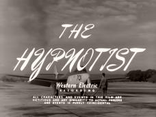 The Hypnotist (1957) opening credits (3)