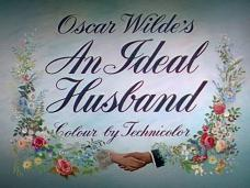 An Ideal Husband (1947) opening credits (3)