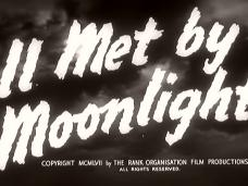 Ill Met by Moonlight (1957) opening credits (7)
