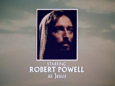 Main title from Jesus of Nazareth (1977) (4). Starring Robert Powell as Jesus