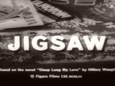 Jigsaw (1962) opening credits
