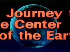 Journey to the Centre of the Earth (1959) opening credits (3)