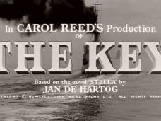 The Key (1958) opening credits (9)