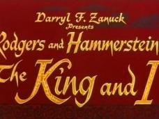 The King and I opening credits (1956)