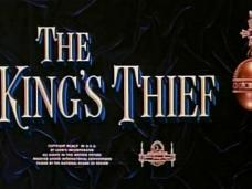 The King's Thief (1955) opening credits