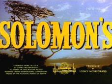 King Solomon's Mines (1950) screenshot (1)