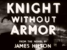 Knight Without Armour (1937) opening credits (6)