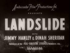 Landslide (1937) opening credits (1)