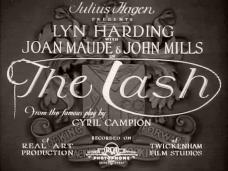 The Lash (1934) opening credits (2)