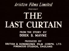 The Last Curtain (1937) opening credits (1)