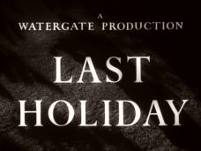Last Holiday (1950) opening credits (4)