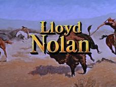 Main title from The Last Hunt (1956) (10). Lloyd Nolan