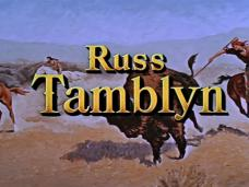 Main title from The Last Hunt (1956) (12). Russ Tamblyn