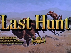 Main title from The Last Hunt (1956) (7)