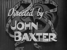 Main title from Laugh It Off (1940) (12). Directed by John Baxter