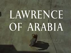 Lawrence of Arabia (1962) opening credits (3)