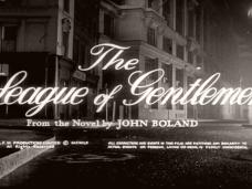 The League of Gentlemen (1960) opening credits (4)