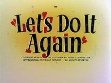 Let's Do It Again (1953) opening credits (5)