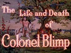 The Life and Death of Colonel Blimp (1943) opening credits (2)