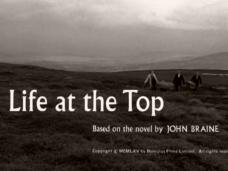 Life at the Top (1965) opening credits (5)