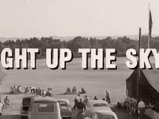 Light Up the Sky! (1960) opening credits (3)