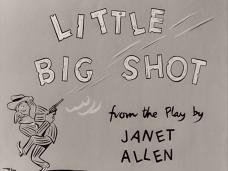 Little Big Shot (1952) opening credits