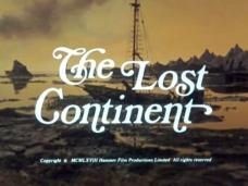 The Lost Continent (1968) opening credits
