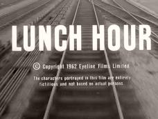 Lunch Hour (1963) opening credits (4)