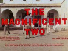 The Magnificent Two (1967) opening credits (4)
