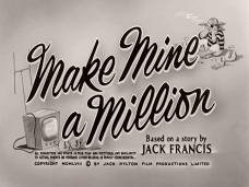 Make Mine a Million (1959) opening credits (5)