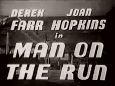 Man on the Run (1949) opening credits (2)