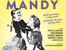 Mandy Blu-ray from Studiocanal, 2017