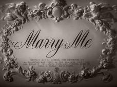 Marry Me (1949) opening credits (12)