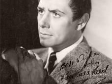 Photo of British actor, Maxwell Reed (1)