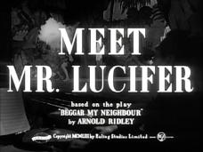 Meet Mr Lucifer (1953) opening credits