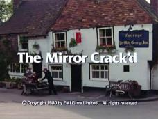 The Mirror Crack'd (1980) opening credits (10)