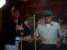 Main title from the 1989 'Mirror, Mirror, on the Wall: Part 1' episode of Murder, She Wrote (1984-1996). Jean Simmons