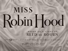 Miss Robin Hood (1952) opening credits (3)