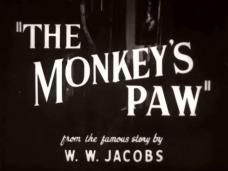 The Monkey's Paw (1948) opening credits (4)