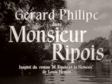 Knave of Hearts (1954) opening credits [as Monsieur Ripois]