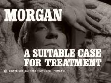 Morgan: A Suitable Case for Treatment (1966) opening credits (4)