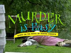 Main title from the 2008 'Murder Is Easy' episode of Agatha Christie's Marple (2004-2013) (1)