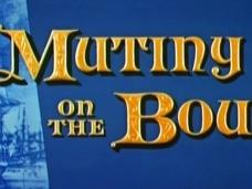 Mutiny on the Bounty (1962) opening credits (7)