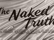 The Naked Truth (1957) opening credits